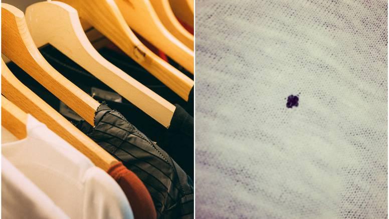 Evo zašto vam se rade rupice na odjeći i kako riješiti taj problem