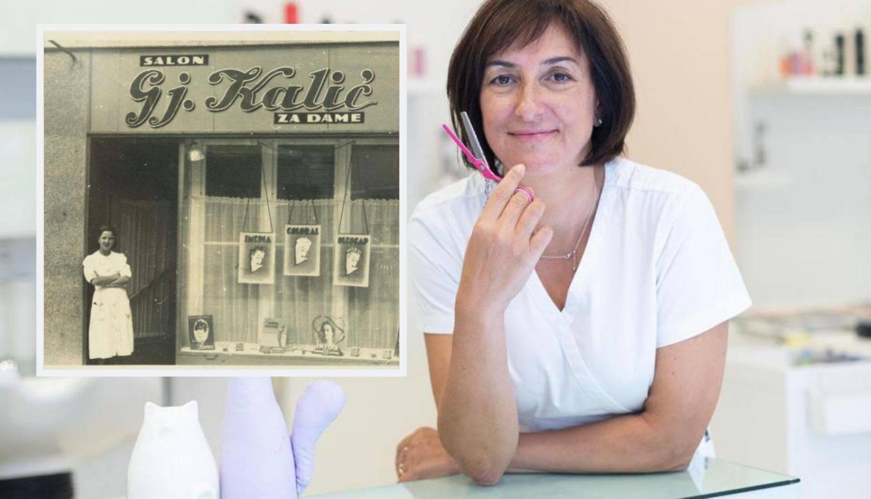 'Djed i baka naš frizerski salon otvorili su davne 1935. godine'