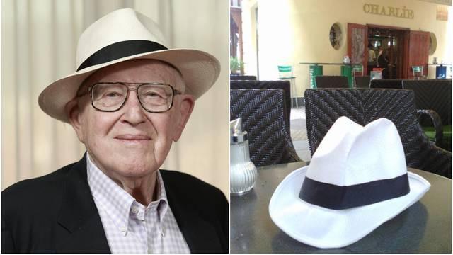 U omiljenom Lustigovom kafiću stavili šešir: 'Bio je naš susjed'