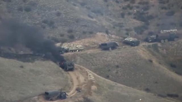 U sukobima s azerbajdžanskim snagama poginulo 16 vojnika regije Nagorno-Karabah