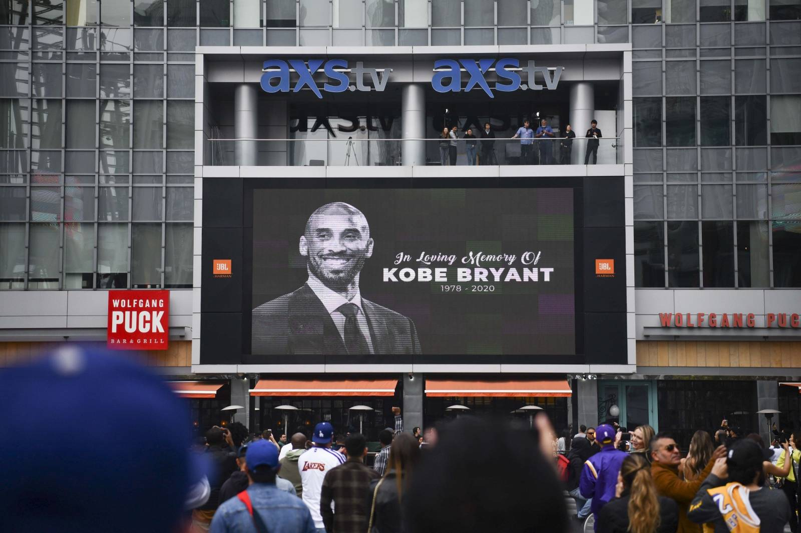 NBA: Kobe Bryant Helicopter Crash