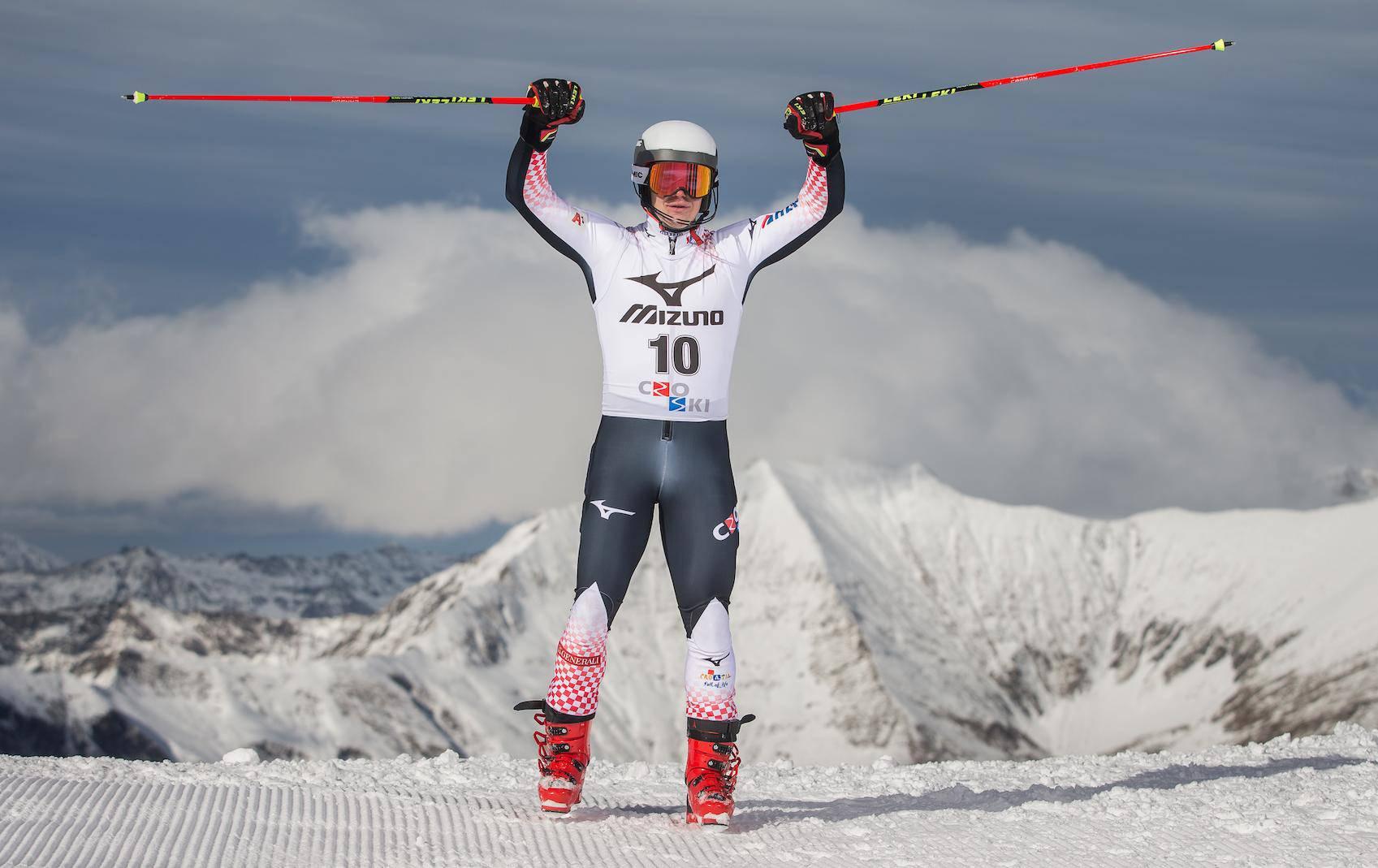 Sjajni Filip Zubčić pobijedio je dvaput u FIS superveleslalomu