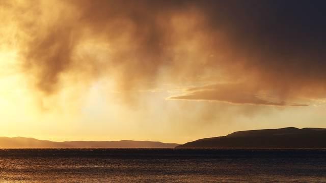 'Europu očekuju čudne pojave, zamućeno crvenkasto nebo, a temperature se penju i do 21°C'