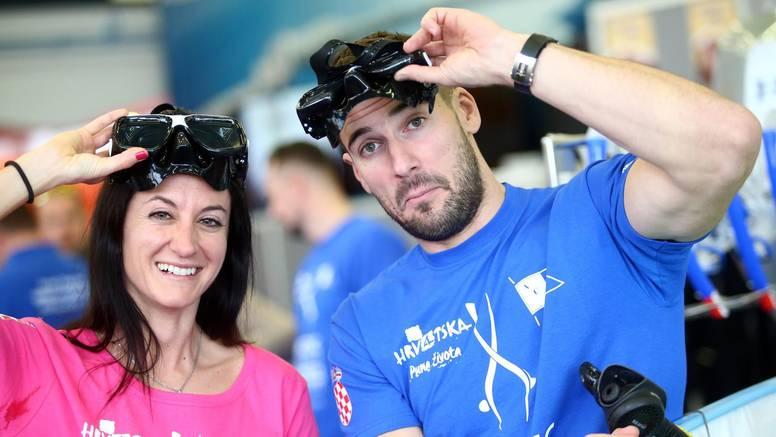 Vitomir Maričić svjetski prvak u ronjenju na dah bez peraja...