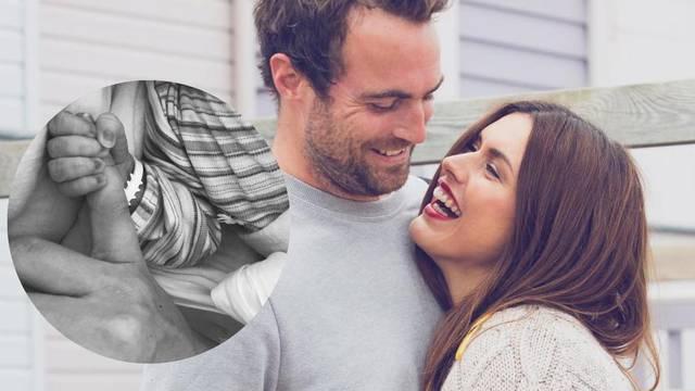 Anita Dujić rodila je djevojčicu: 'Dobro nam došla, malena Lily'