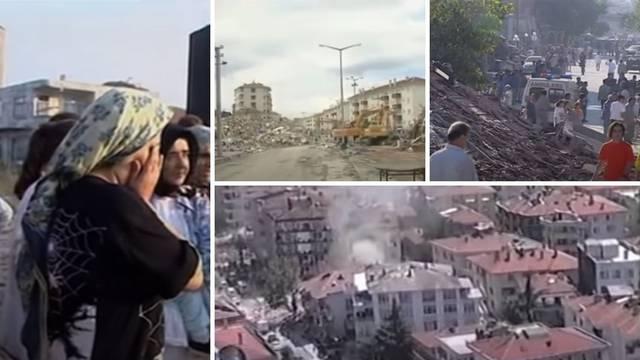U potresima u Turskoj dosad je poginulo više od 90.000 ljudi: 'Zgrade su nepravilne i loše..'