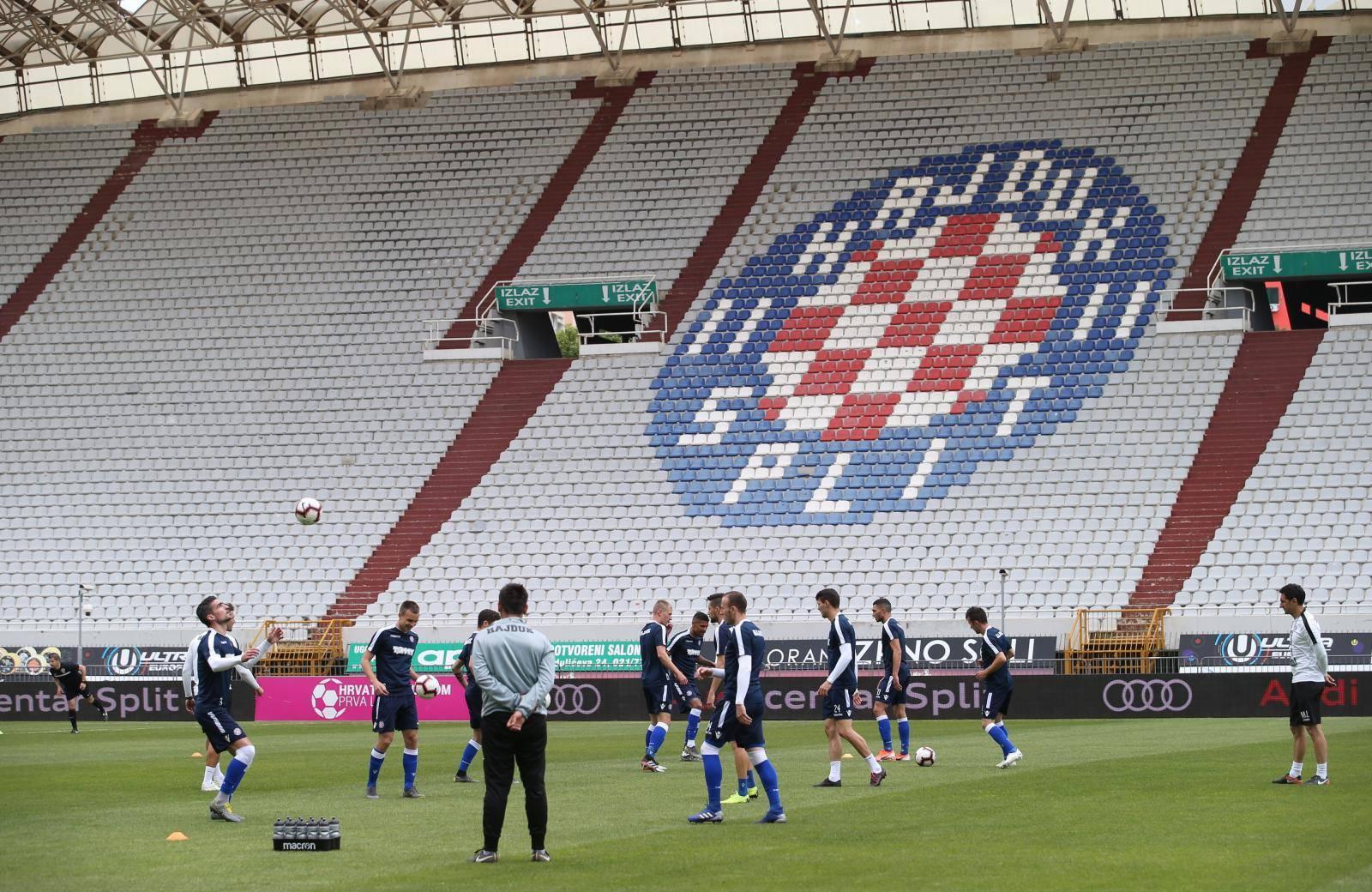 DORH pokrenuo istragu oko utakmice Hajduka i Šibenika