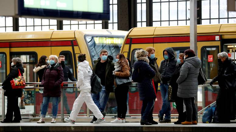 Europljani se u pandemiji osjećaju znatno manje slobodno
