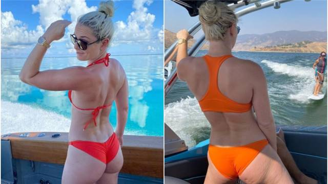 Skijašica Lindsey Vonn u bikiniju