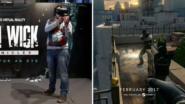 John Wick je genijalan prikaz zabave u virtualnoj stvarnosti