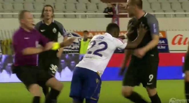 Radonjić: Pa Said me pljunuo!; Said: Htio sam ga tek požuriti