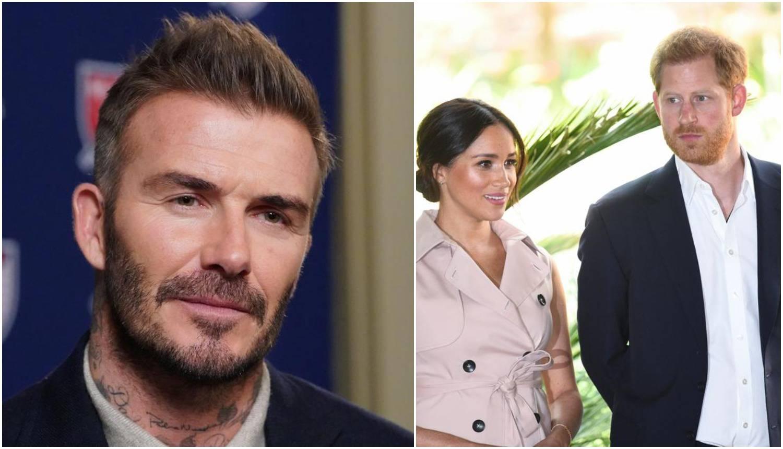 Beckham podržava Harryja u odlasku: Ponosan sam na njega