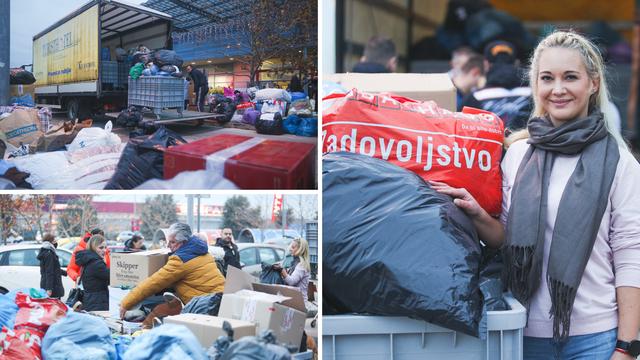 Zadrani velikog srca: Prikupili tone odjeće za pacijente bolnice s Ugljana, a auti stižu i dalje
