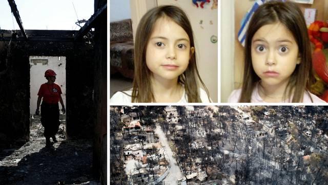 Očajni otac traži svoje kćeri: 'Pomozite, nestale su u požaru'