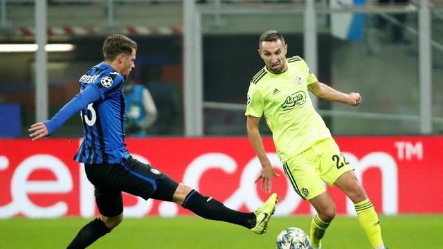 Champions League - Group C - Atalanta v Dinamo Zagreb