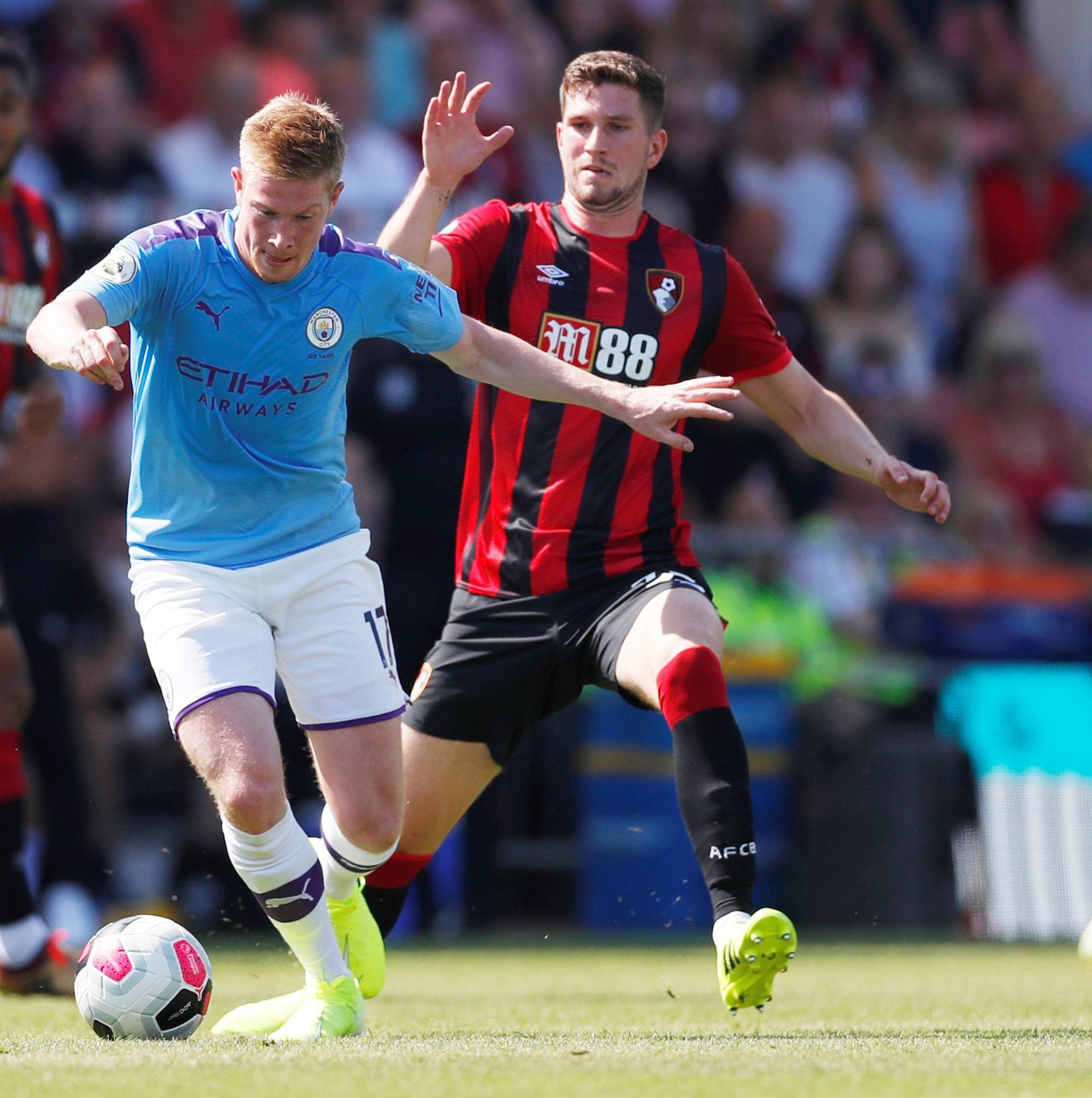Premier League - AFC Bournemouth v Manchester City
