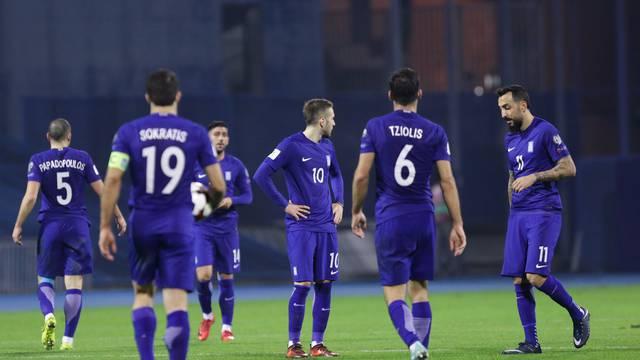 European Qualifiers play-off, Croatia - Greece