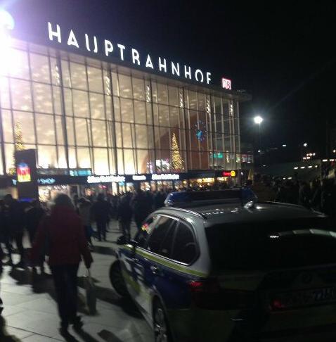 Evakuiran željeznički kolodvor u Kölnu zbog prijetnje bombom