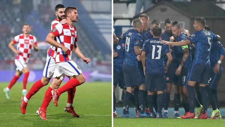 VIDEO Sjajan slobodnjak Luke, Kramin gol nakon godinu dana i dva ispadanja hrvatske obrane