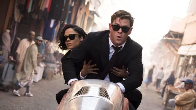 U kina stiže spektakl Ljudi u crnom: Globalna prijetnja