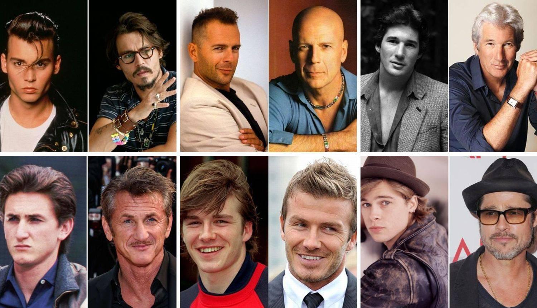 Slavni muškarci koji izgledaju sve bolje i bolje - što su stariji