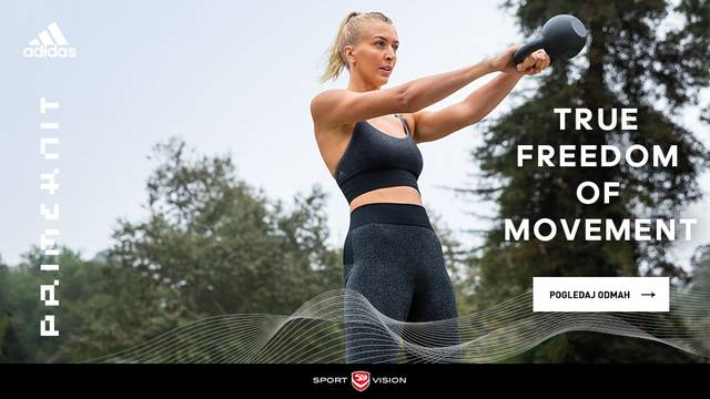 Sport Vision: adidas primeknit kolekcija za vježbanje