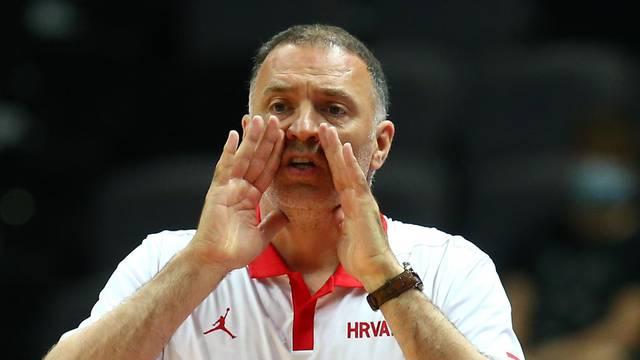 FIBA Olympic Qualifying Tournament - Brazil v Croatia