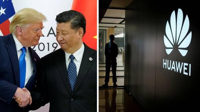 'Nema sankcija, američke firme smiju surađivati s Huaweijem'