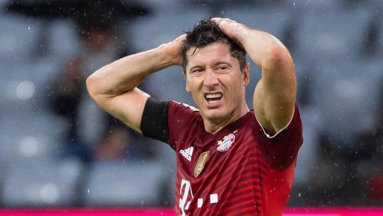Igrači Bayerna u šoku: Odgodili im let zbog bombe od 500 kg!