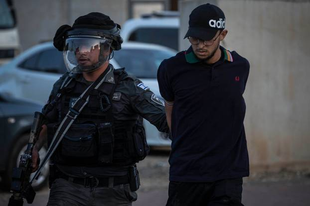 Violent riots in Israel's city of Lod