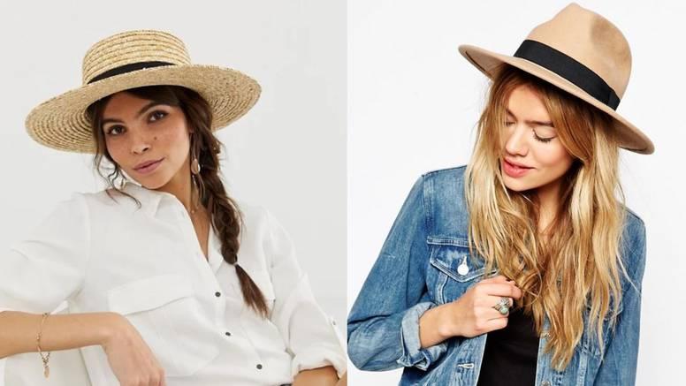 Boho cure u fokusu: Slamnati šešir kao klasični stilski vitamin