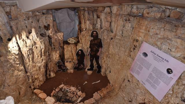 U jami Baredina otkrili tajne istarskog špiljskog čovjeka...