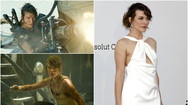 Milla Jovovich: 'Žene nisu imale jednake prilike u Hollywoodu kao muškarci, ali i to se mijenja'