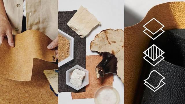 Alternative koži uključuju materijale od gljivica i kvasca