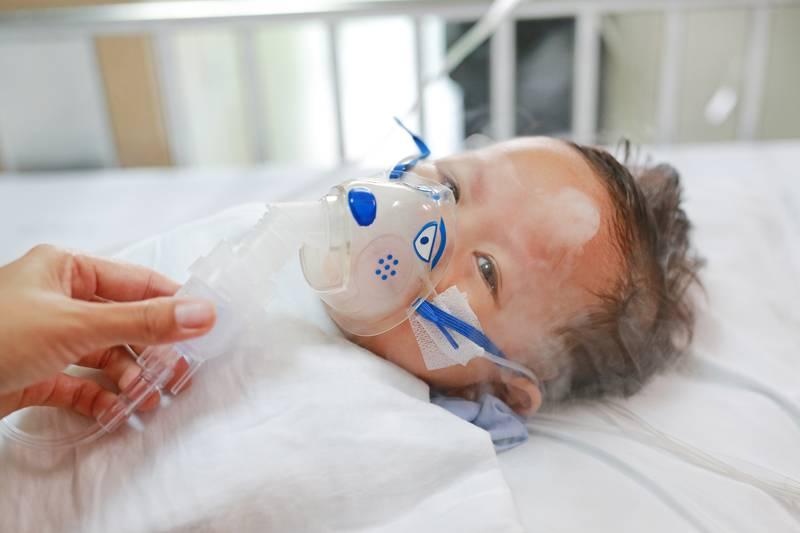 Novi podaci: Upala pluća ubija jedno dijete svakih 39 sekundi