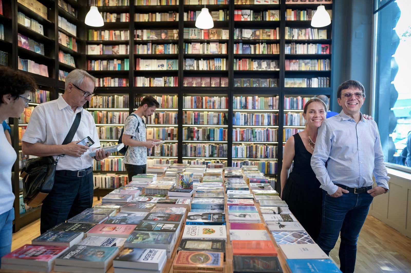 Zagreb: Fraktura otvorila svoju prvu knjižaru