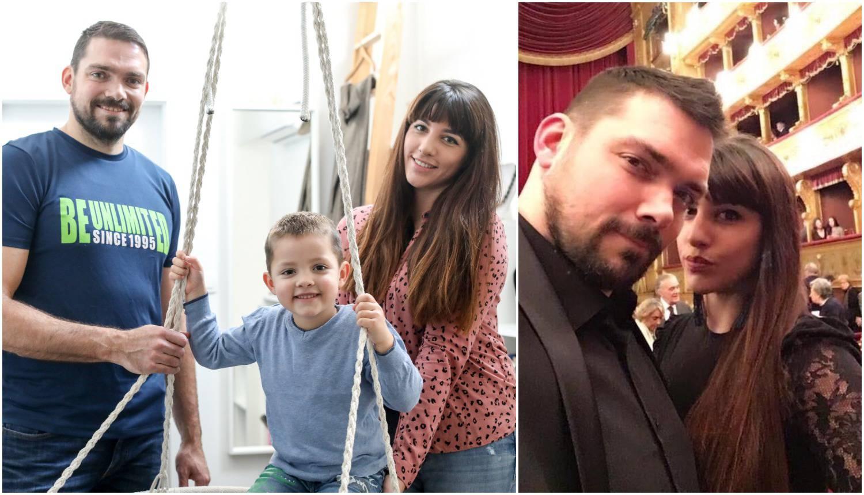 Kostimografkinja i prvak opere: Ljubav im se rodila na daskama