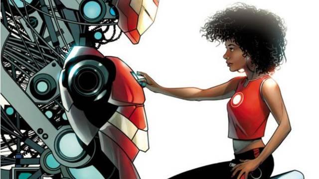 'Iron Maiden': Ženski Iron Man napokon je dobio novo ime