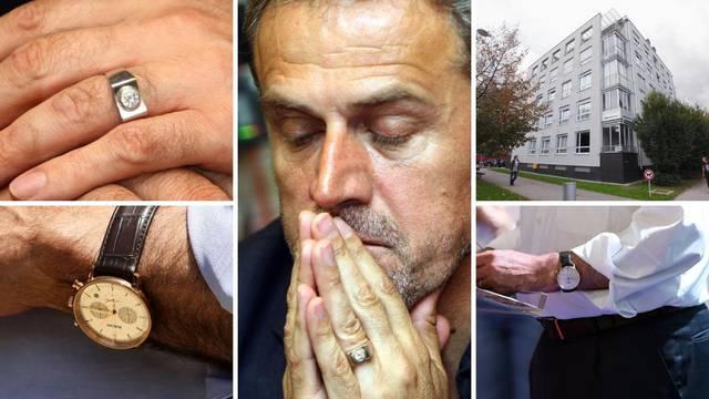Kako je 'siromašni' Bandić uspio imati dijamantni prsten, satove od 300.000 kuna, penthouse...