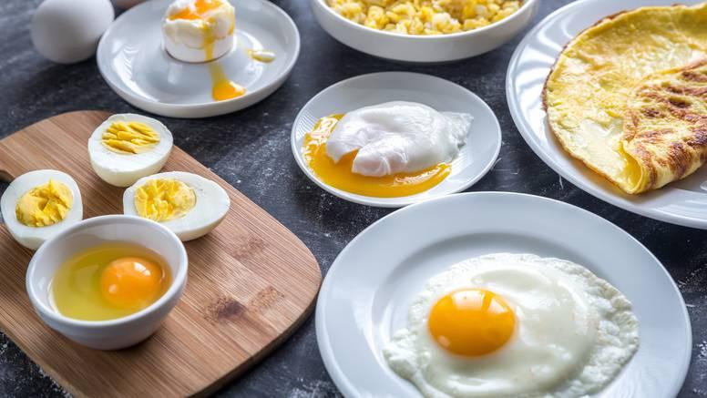 Pripremite jaja u mikrovalnoj: Na oko, kajganu ili poširano