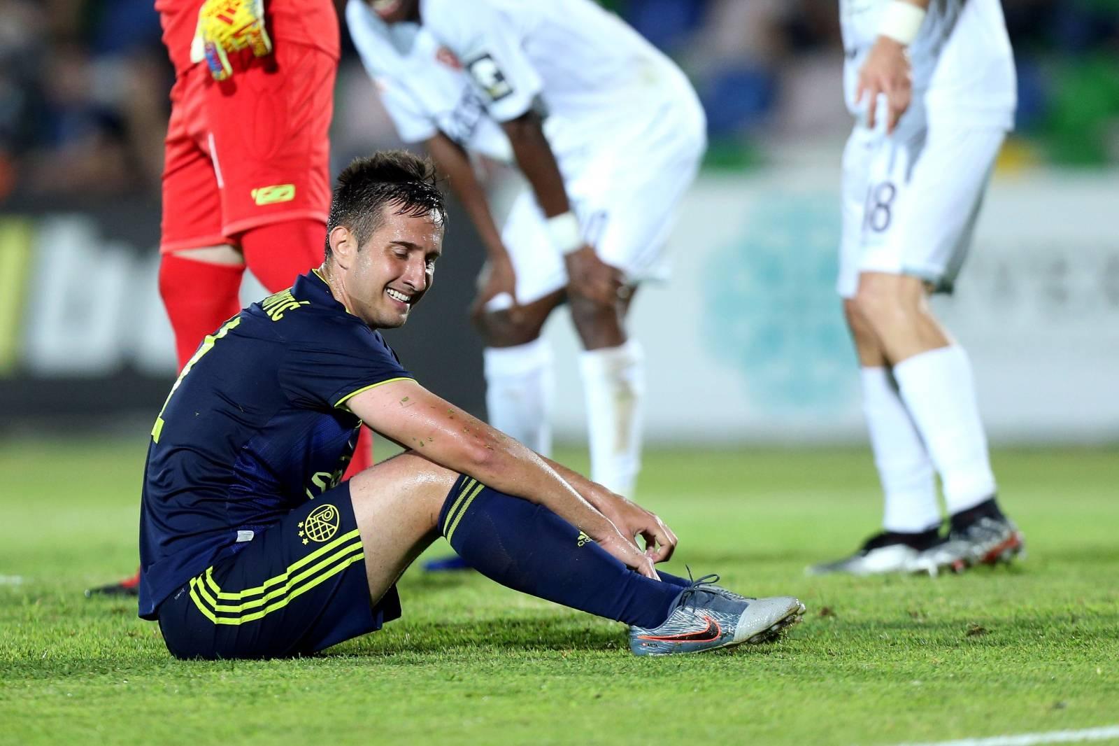 Tbilisi: Prva utakmica 2. pretkola kvalifikacija UEFA Lige prvaka, FC Saburtalo - GNK Dinamo