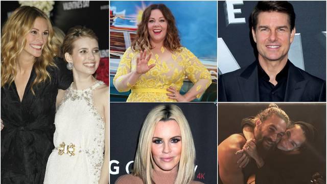 Obiteljske veze: Jeste li znali da su ove zvijezde u rodu?
