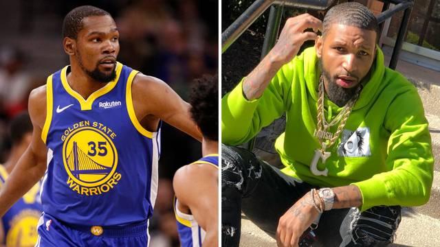 Velika tragedija NBA zvijezde: Kevinu Durantu su ubili brata!
