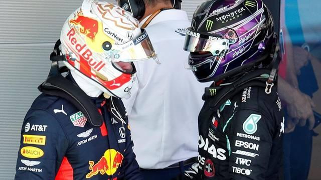 'Max može dobiti Hamiltona, ali za to mora 'ući u glavu' Lewisa'