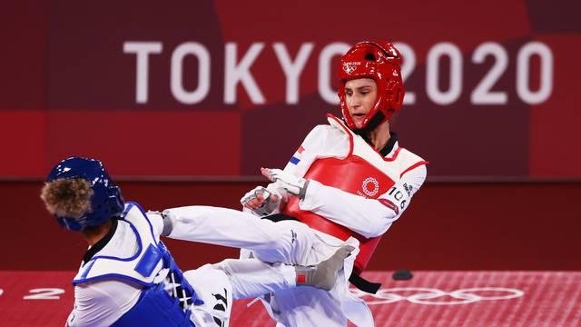 Taekwondo - Women's Flyweight - 49kg - Last 16