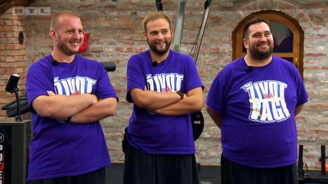Bliži se veliko finale: Kandidati su izgubili oko 250 kilograma...