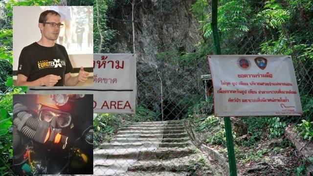Heroj s Tajlanda: Svako dijete iz špilje izvlačili smo 3,5 sati