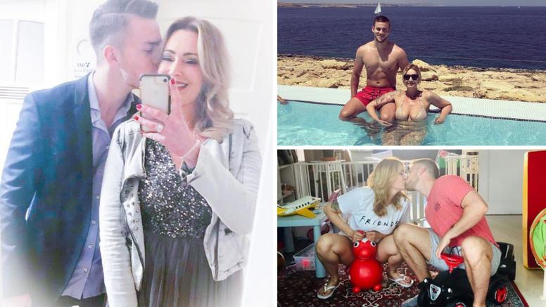 Hanni (44) o vezi s 19 godina mlađim Timom: 'Mi smo sretni zajedno, briga nas za druge'