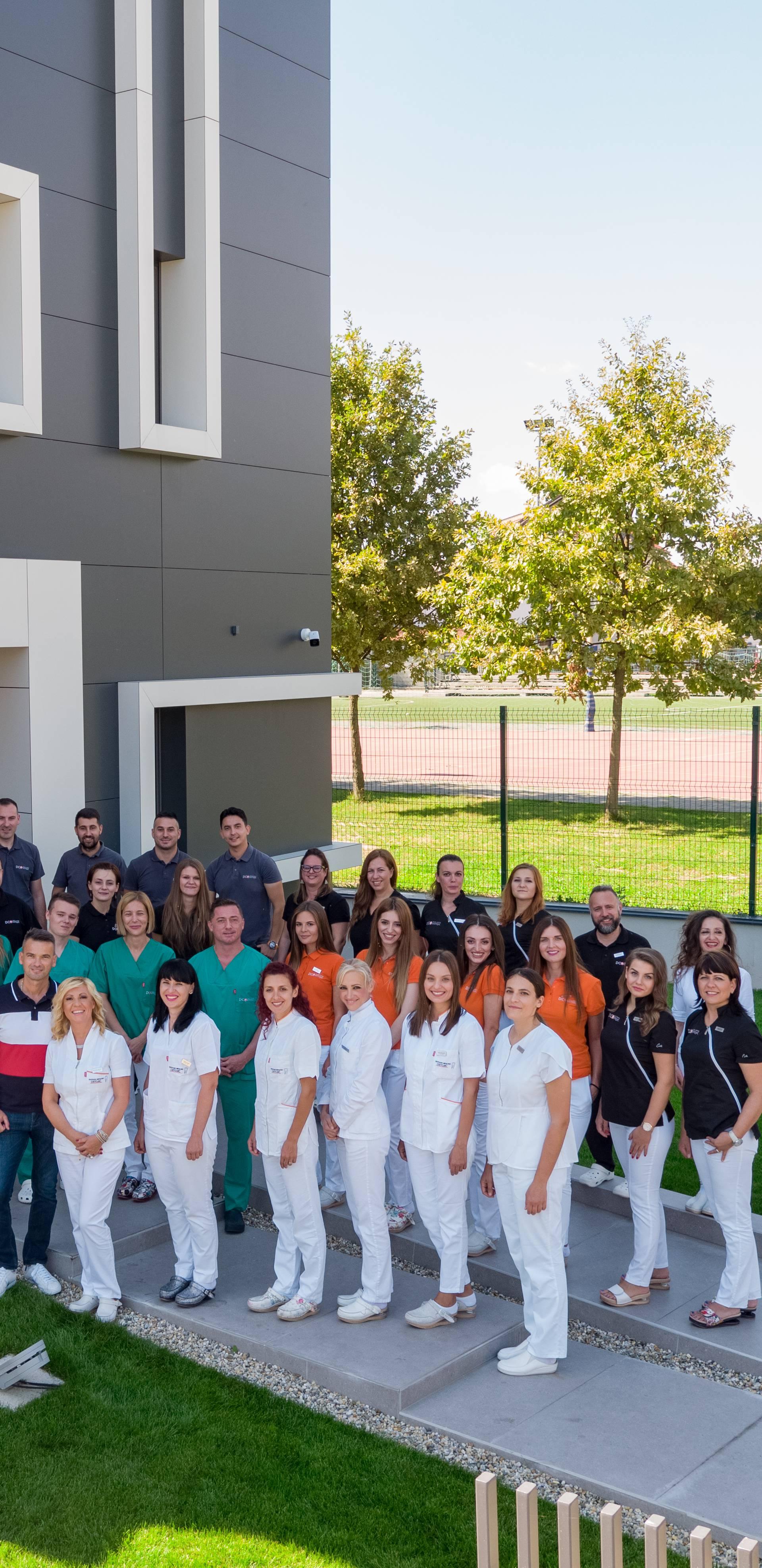 Otvorila se najmodernija dentalna poliklinika u regiji