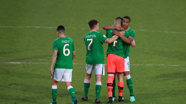 Netherlands v Republic of Ireland - UEFA European U17 Championship - Quarter Final - Proact Stadium